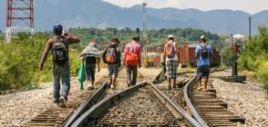 Рекорден брой нелегални мигранти през юли в Гърция