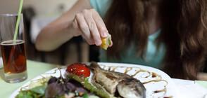 Консумирането на риба три пъти седмично намалява риска от рак на червата