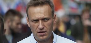 Полицаи влязоха в офисите на Алексей Навални