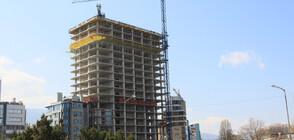 """Строежът на небостъргача """"Златен век"""" ще продължи"""