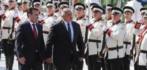 Борисов в Скопие: Историците да се разберат за общата ни история до октомври (ВИДЕО+СНИМКИ)
