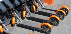200 места за безплатно паркиране на колела и тротинетки в София