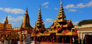 """""""Без багаж"""" – за монашеството, най-високата чест в бирманското семейство"""