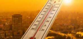 Гореща седмица с температури до 38 градуса