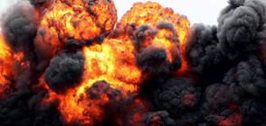 Расте броят на ранените след взрива в оръжейни складове в Русия