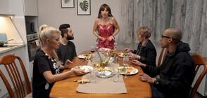 """Нетрадиционна вечеря с Лейди Би в """"Черешката на тортата"""""""