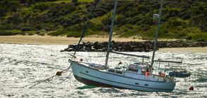 Бурни ветрове и ниски температури нанесоха щети в Австралия (ВИДЕО+СНИМКИ)