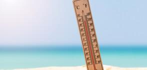 Опасни жеги: Температурите ще достигнат до 40 градуса