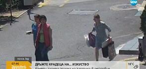 След репортаж по NOVA: Откриха открадната картина от столичен магазин