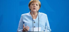 Меркел: Великобритания няма 30-дневен срок за предпазния механизъм за Brexit