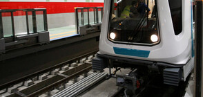 Дете скочи на релсите в софийското метро