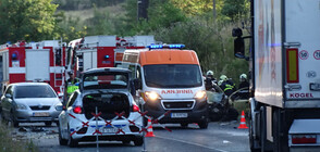 Жена и дете загинаха при тежка катастрофа край Кочериново (ВИДЕО+СНИМКИ)
