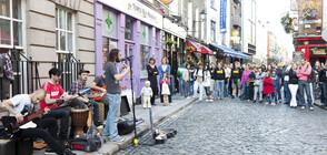 Уличните музиканти - чарът на градската култура (ГАЛЕРИЯ)