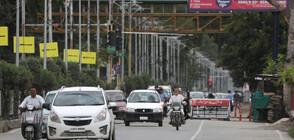 Индия облекчава наложените мерки за сигурност в Кашмир