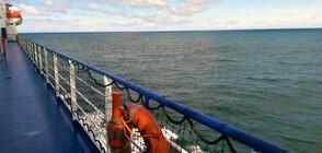 Евакуираха стотици при авария на ферибот край Валенсия (ВИДЕО)
