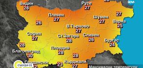 Прогноза за времето (18.08.2019 - сутрешна)