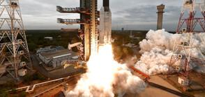 """Космическият апарат """"Чандраян-2"""" влезе в лунна орбита (ВИДЕО+СНИМКИ)"""