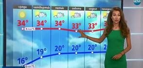 Прогноза за времето (20.08.2019 - централна)