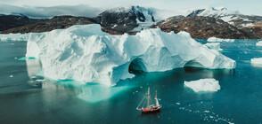 Рекордно топене на ледовете в Гренландия