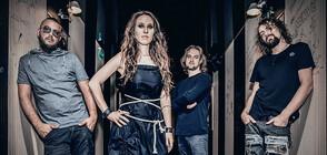 Българската банда SEVI открива концерта на EVANESCENCE