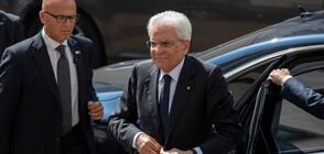Италианският президент иска бързо споразумение за съставяне на ново правителство
