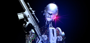 """Изкуствен интелект """"убиец"""" заплашва света"""