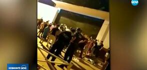 Петима загинаха при блъсканица преди концерт на рапър в Алжир