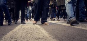 Хиляди противници на Г-7 на протестно шествие (ВИДЕО+СНИМКИ)