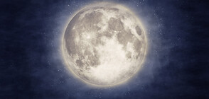 """Космическият апарат """"Чандраян-2"""" изпрати снимка на Луната (СНИМКИ)"""
