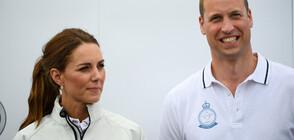 Авиокомпания изпрати празен самолет за принц Уилям и семейството му