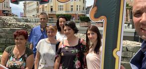 Захари Бахаров и Яна Маринова по следите на късмета в Пловдив
