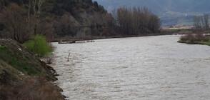 Авария в ТЕЦ- Перник замърси река Струма