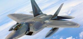 Самолет на испанските военновъздушни сили се разби в морето