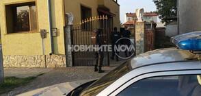 """Мащабна акция срещу """"ало"""" измамници в Левски, има арестувани (ВИДЕО+СНИМКИ)"""