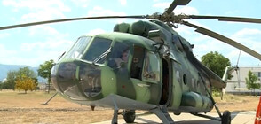 СРЕЩУ СТИХИИТЕ: Пилотите, овладели пожарите край Нова Загора (ВИДЕО)