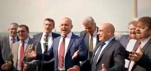 """ОДА ЗА АЕЦ: Екип на """"Козлодуй"""" записа песен (ВИДЕО)"""