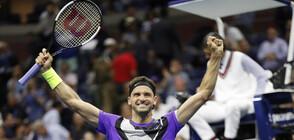 Първи реакции в Хасково след победата на Гришо над Федерер