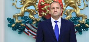 Румен Радев се срещна с и.д. посланик на САЩ в България