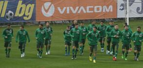 Отборите на България и Англия в надпревара за европейското първенство
