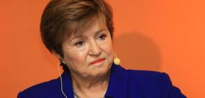 Кристалина Георгиева е единственият кандидат за шеф на МВФ