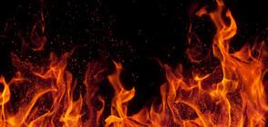 10 километра в пламъци на Закинтос (ВИДЕО)