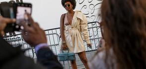 Започва Лондонската седмица на модата (СНИМКИ)