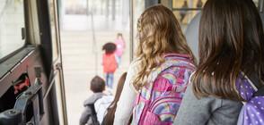 Започват проверки на автобуси, превозващи деца