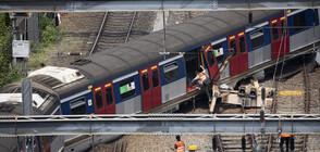 Влак дерайлира в Хонконг в час пик, има ранени (ВИДЕО+СНИМКИ)
