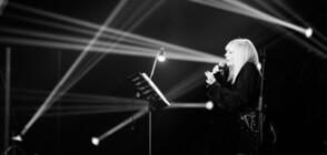 Лили Иванова вдигна на крака публиката в Античния театър в Пловдив (ВИДЕО)