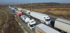 И днес: Задръстване на границата с Турция