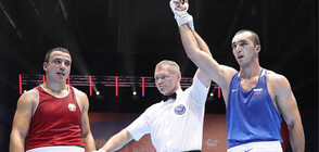 Радослав Пантелеев спечели бронзов медал на Световното по бокс