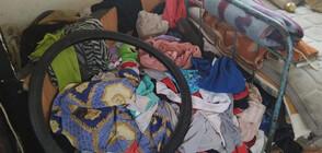 Три деца са отглеждани в лоши хигиенни условия в бивш хранителен магазин