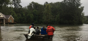 """Тропическата буря """"Имелда"""" взе пет жертви в Тексас"""