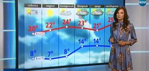 Прогноза за времето (22.09.2019 - обедна)